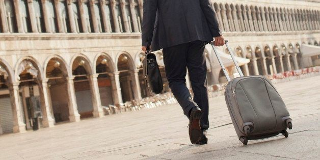 Venice Bans Wheelie Suitcases For Tourists, But Not For Locals
