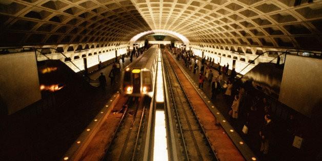 DC Metro Rape Highlights Why Women Are Always Aware of Rape