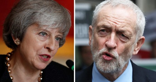 Jeremy Corbyn Insists Theresa May Must Compromise On Brexit Red Lines