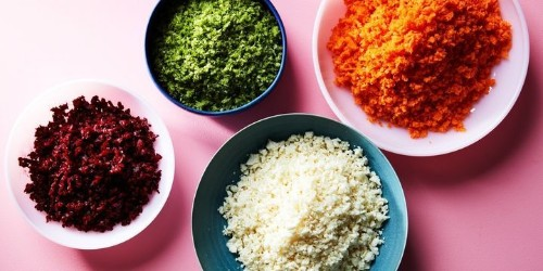 How To Turn Any Vegetable Into Rice | HuffPost Life