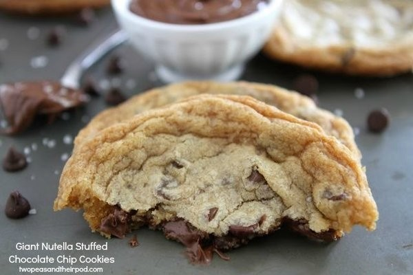 Stuffed Cookie Recipes For The Ultimate Sweet Tooth (PHOTOS)