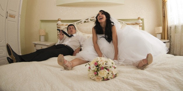 This Is What The Wedding Night Is Actually Like, According To Married People | HuffPost Life