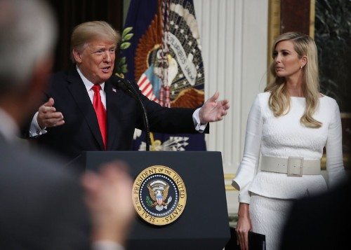 Hey, Ivanka Trump: You've Got The Wrong Definition Of 'Human Trafficking'