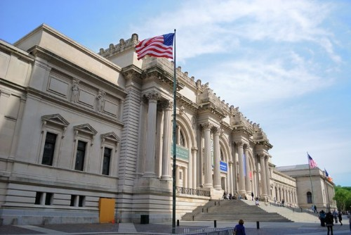 The Met Just Put 375,000 Artworks In The Public Domain For Unrestricted Use