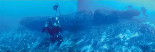 Mysterious 'Stonehenge' Monolith Found Off Sicily's Coast
