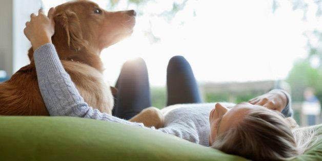 Get Down and Get Dogged: What Canines Can Teach Us About Sleep