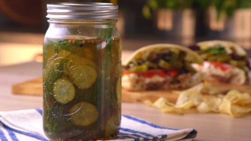 Who Knew It Was This Easy To Make Your Own Pickles?