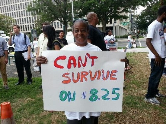 What Do We Do Now That the Fight for a Living Wage Is Achieving Results?