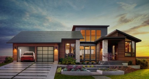 Elon Musk Unveils Shingles That Could Finally Make Rooftop Solar Sexy