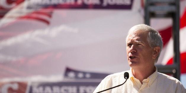 GOP Congressman Claims It's Legal To Discriminate Against Caucasians