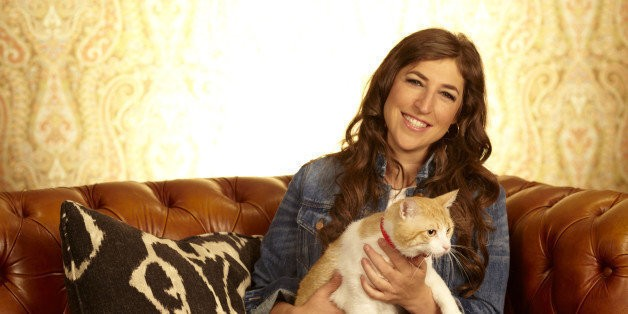 Mayim Bialik Wants To See Pictures Of Your Cat