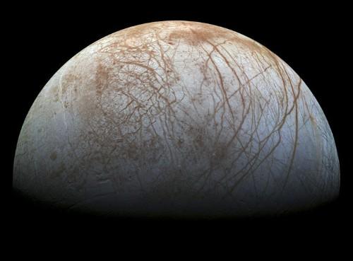 Jupiter's Moon Europa May Be Venting Water Plumes, NASA Says