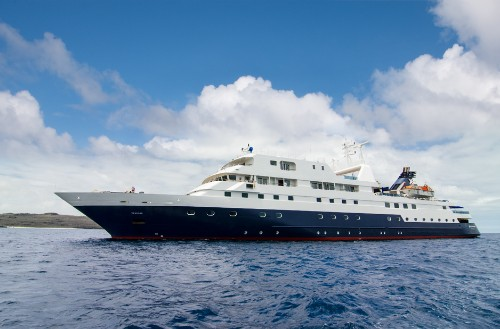 Cruising the Galapagos Islands Is a Voyage Back in Time