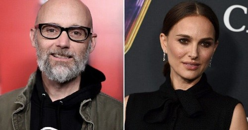 Moby Apologises To Natalie Portman After Insisting They Once Dated