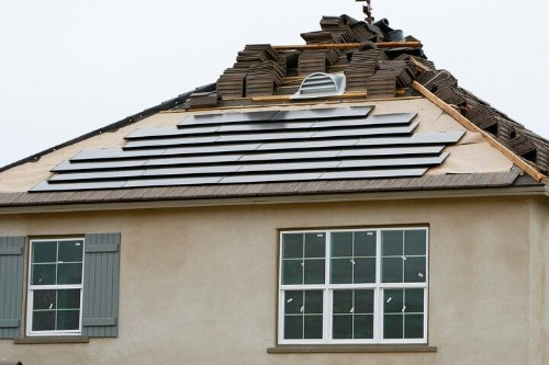 Nearly Half Our Power Could Come From Rooftop Solar Panels
