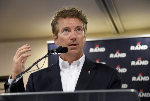 Rand Paul: Of Course Income Inequality Is Linked To How Hard You Work