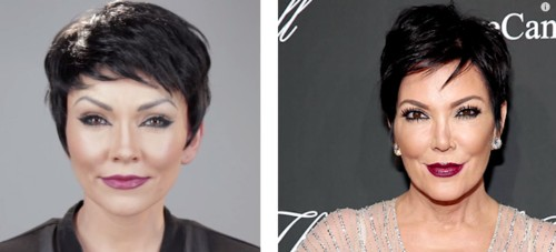 Makeup Artist Kandee Johnson Transforms Herself Into 4 Kardashians And Its Amazing