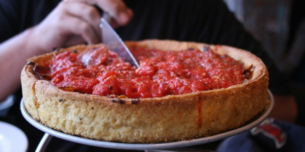 Chicago-Style Deep-Dish Pizza Is Apparently NYC's New Cronut (Thank God) | HuffPost Life