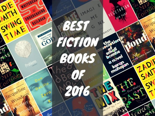 The 18 Best Fiction Books Of 2016