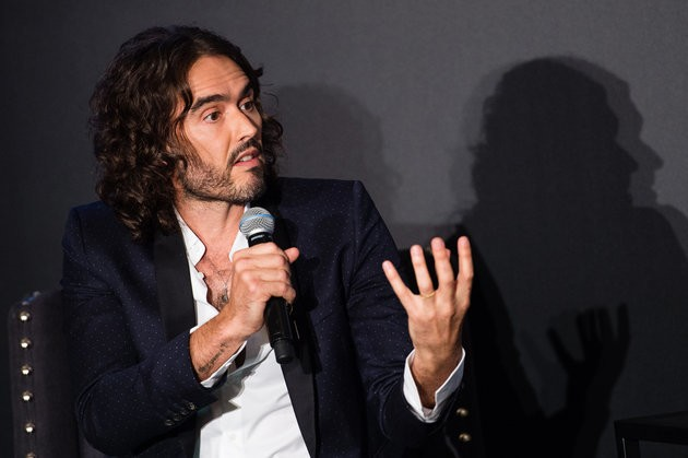 Russell Brand On How To Be Happy: 'Coca-Cola And Blow Jobs Don't Work Anymore'