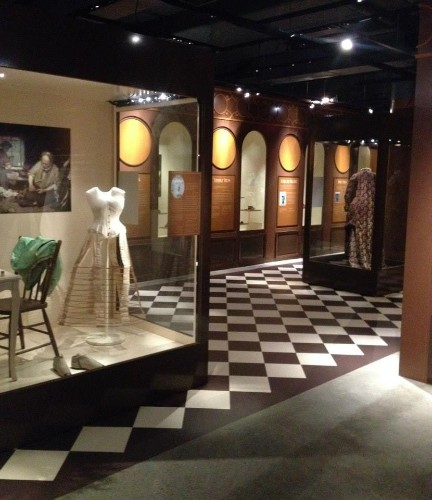 This Victorian-Era Clothing Exhibit Is to Die for... Literally