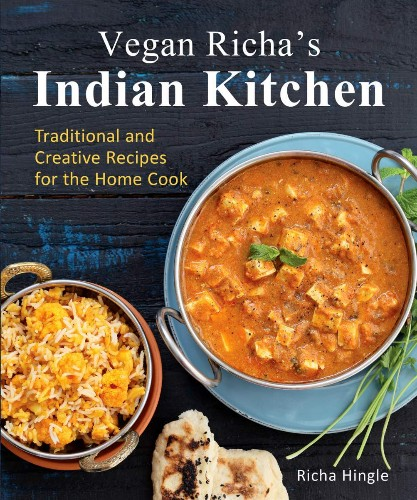 Meatless Monday: Indian Spice Meets American Speed in 'Vegan Richa's Indian Kitchen'