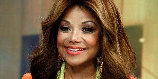 La Toya Jackson Marries Jeffre Phillips (REPORT)