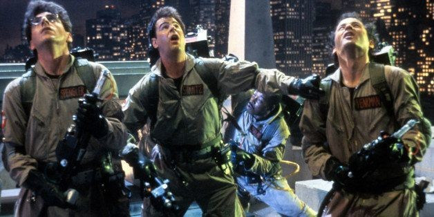 Bill Murray Reveals The Women He'd Choose For 'Ghostbusters 3'