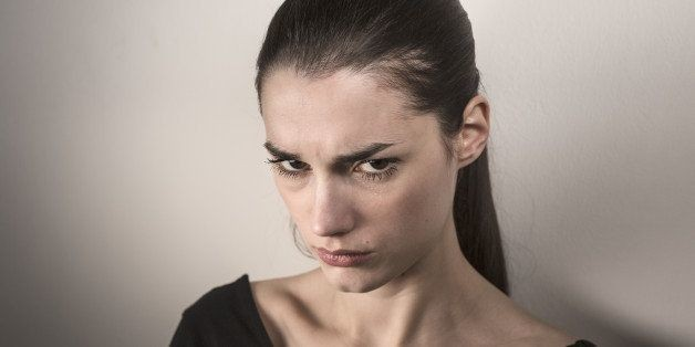 Science Confirms Looking Angry Gets People To Do What You Want | HuffPost Life