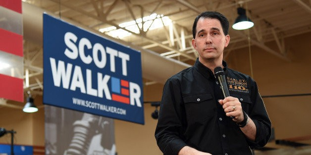 How Scott Walker's Gay-Bashing Blew Up in His Face
