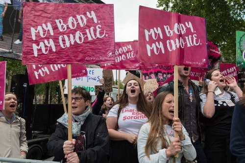 'Distressed, Frustrated, Ignored': How Women In Northern Ireland Feel About US Abortion Laws
