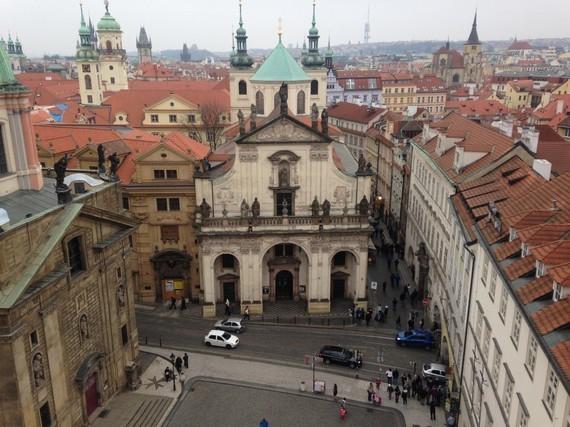 12 Hours in Prague, Czech Republic