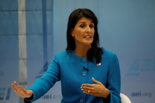 5 Lies Nikki Haley Just Told About The Iran Deal