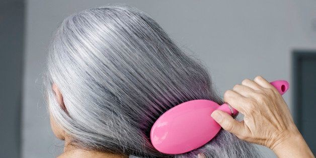 Help for Hair When Aging Leaves It Thinning, Dry or Dull