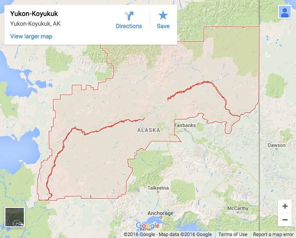 13 Percent of Alaskans Live in No-Man's Land