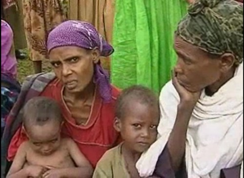 The Cause of Ethiopia's Recurrent Famine Is Not Drought, It Is Authoritarianism
