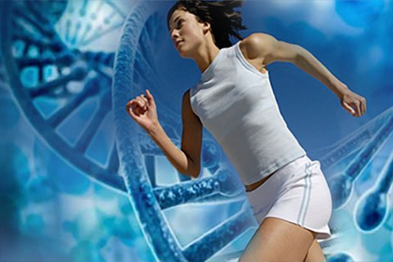 Quantum Living: Epigenetics And Exercise: How Genes Take Shape To Change Your DNA One Workout At A Time