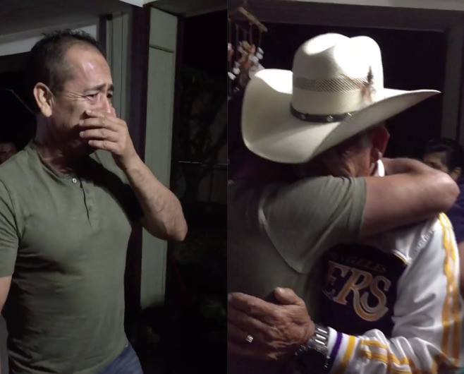 Watch The Emotional Reunion Of Parents And Their Kids After 22 Years