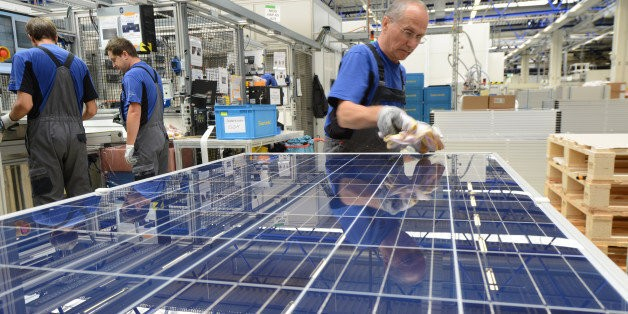 China 'Seriously Concerned' About U.S. Investigation Of Solar Imports