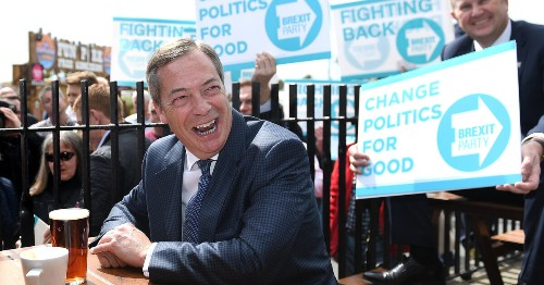 Oldham's Benign Co-existence Is Not The Race War Farage Implies
