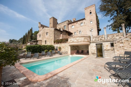 If You Like Staying in Italian Castles, You'll Dig This Hotel