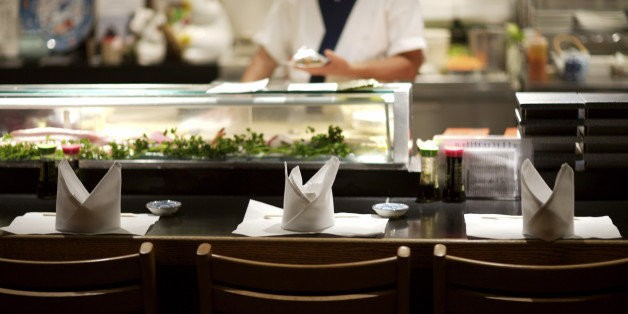 What To Order At The Sushi Counter   HuffPost Life