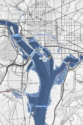 New Map Shows the Impact of Future Sea Level Rise