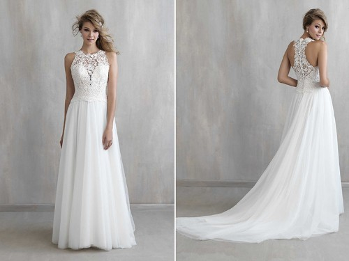 The 25 Most-Pinned Wedding Dresses Of 2016 | HuffPost Life
