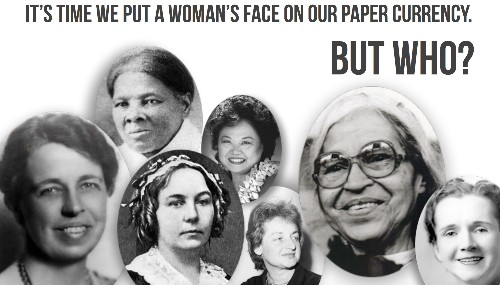 Kids Need to See Women on Currency, Here's Why and What You Can Do