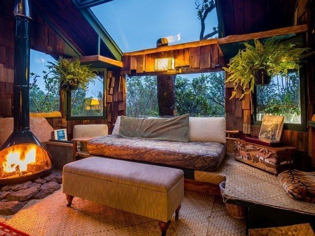 12 Incredible Tree Houses You Can Spend the Night In | HuffPost Life