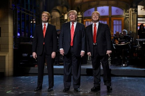 Taran Killam Confirms Trump 'Struggled To Read' At 'SNL'