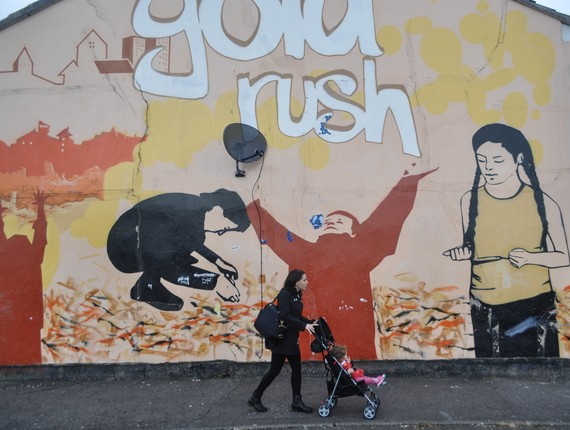9 Reasons You Should Bring Your Toddler to Ireland