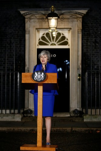 Theresa May Made A Late Night Downing Street Statement On Brexit And It's Left People Fuming