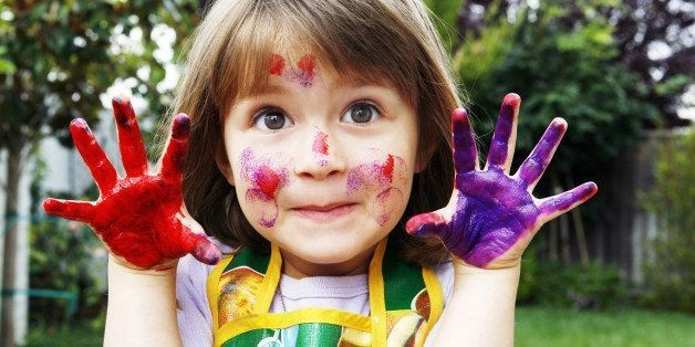 5 Creativity Lessons You Already Learned In Kindergarten | HuffPost Life